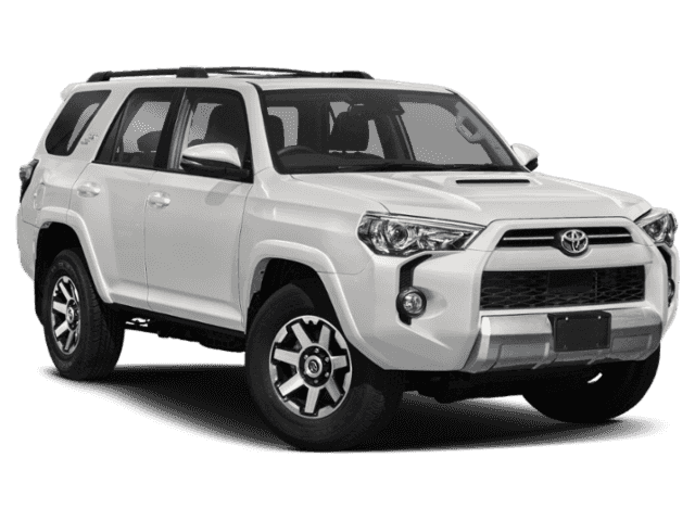 New 2020 Toyota 4Runner TRD Off-Road Prm