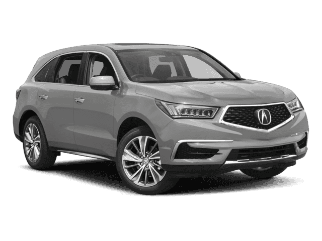 New 2017 Acura MDX w/Technology Pkg