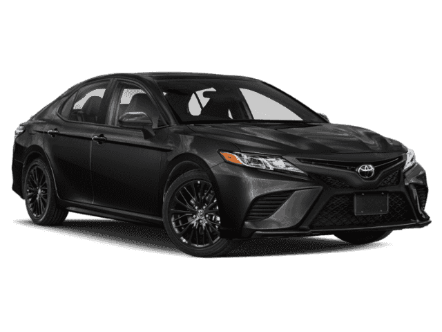 New 2020 Toyota Camry SE Nightshade FWD 4D Sedan