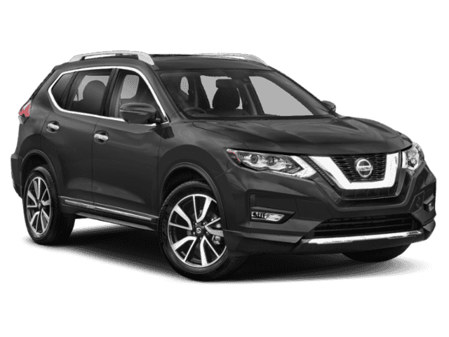 New 2020 Nissan Rogue SL AWD CVT All Wheel Drive Crossover