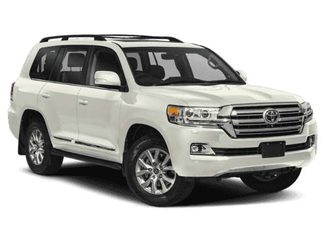 New 2019 Toyota Land Cruiser Land Cruiser