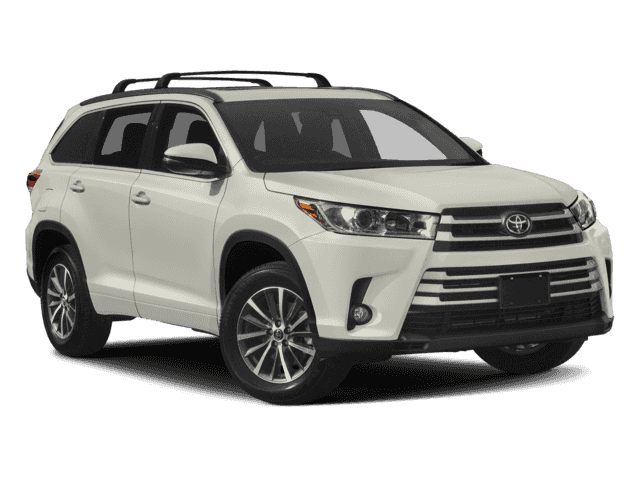 New 2017 Toyota Highlander XLE V6 4WD All Wheel Drive UT
