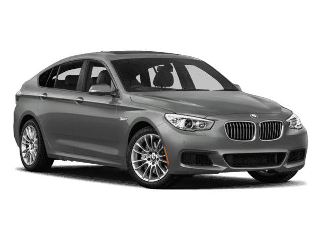 New 2017 BMW 5 Series 535i xDrive Gran Turismo With Navigation & AWD
