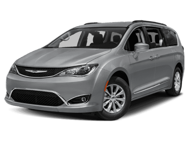 New 2019 CHRYSLER Pacifica 4d Wagon Touring Plus