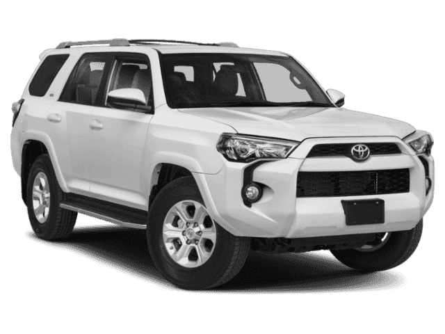 New 2019 Toyota 4Runner SR5 PREMIUM With Navigation & 4WD