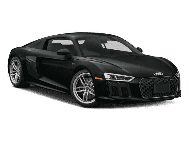 New Audi R Coupe V Dr Car In J Fletcher Jones - Audi r8 black