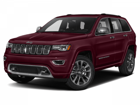 New 2018 JEEP Grand Cherokee Overland EcoDiesel