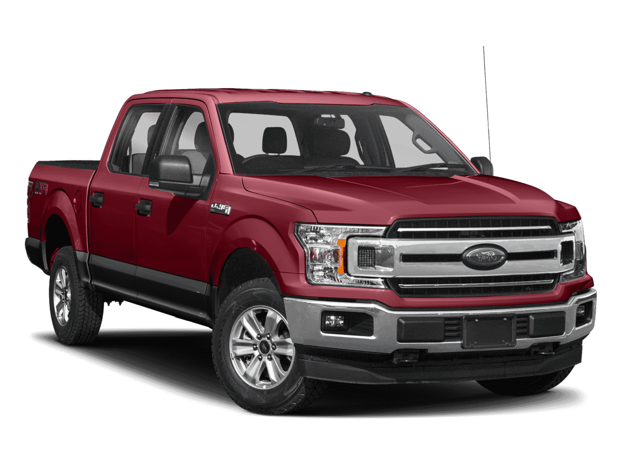 new 2018 ford f 150 xlt 4d supercrew in san jose. Black Bedroom Furniture Sets. Home Design Ideas