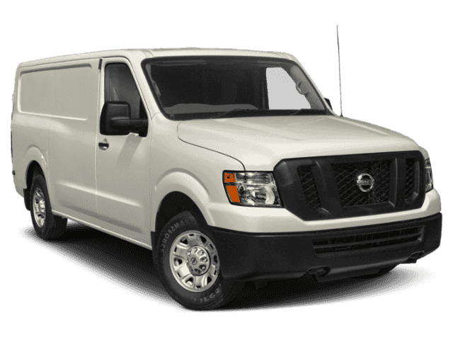 New 2020 Nissan NV Cargo S