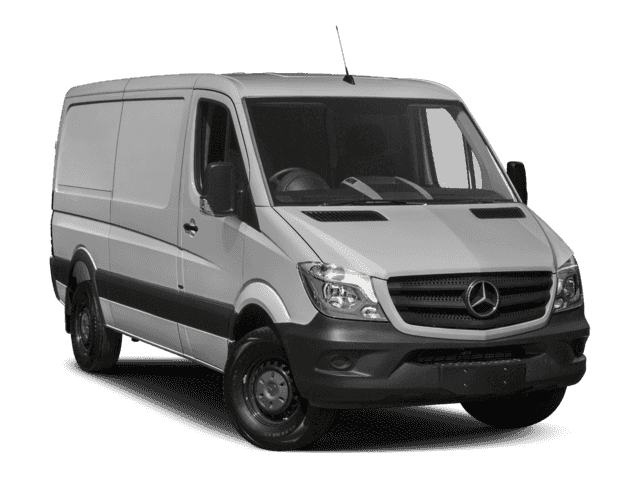 New 2017 Mercedes-Benz Sprinter Cargo Van Worker Rear Wheel Drive Minivan/Van