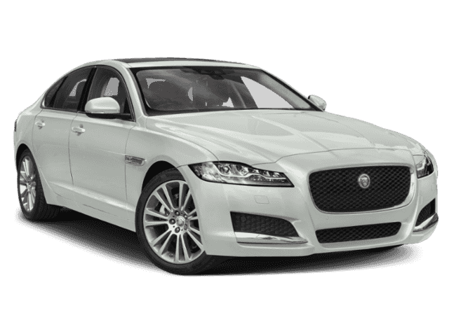 New 2019 Jaguar XF Sedan S AWD