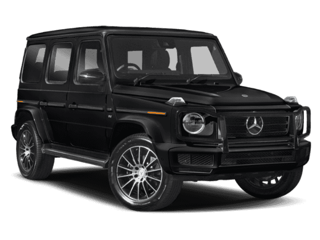 New 2019 Mercedes-Benz G 550 4MATIC® Sport Utility