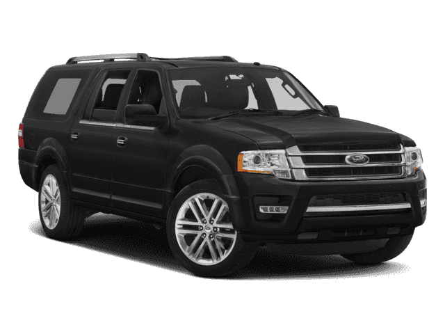 Pre-Owned 2017 Ford Expedition EL Limited 4WD