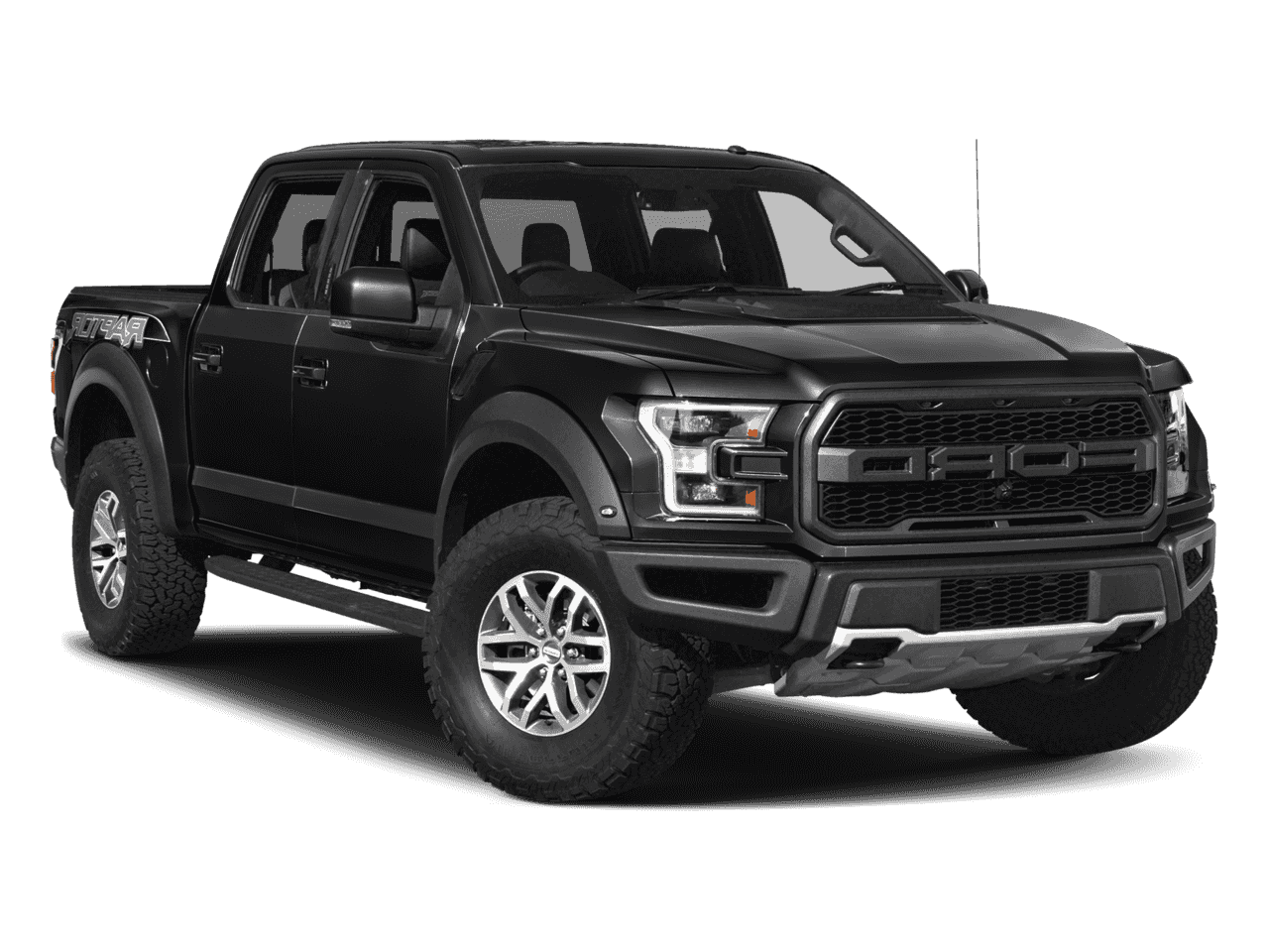 New 2018 Ford F 150 Raptor 4d Supercrew In San Jose Cfd11614 1955 F100 White 4x4 With Navigation 4wd