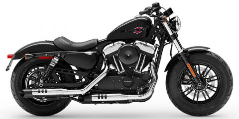 New 2019 Harley-Davidson Sportster Forty-Eight