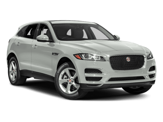 New 2018 Jaguar F-PACE 35t Prestige With Navigation