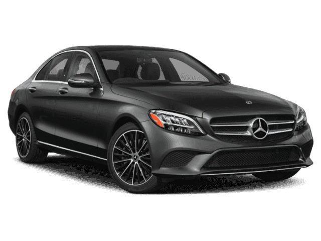 New 2019 Mercedes-Benz C300 4MATIC