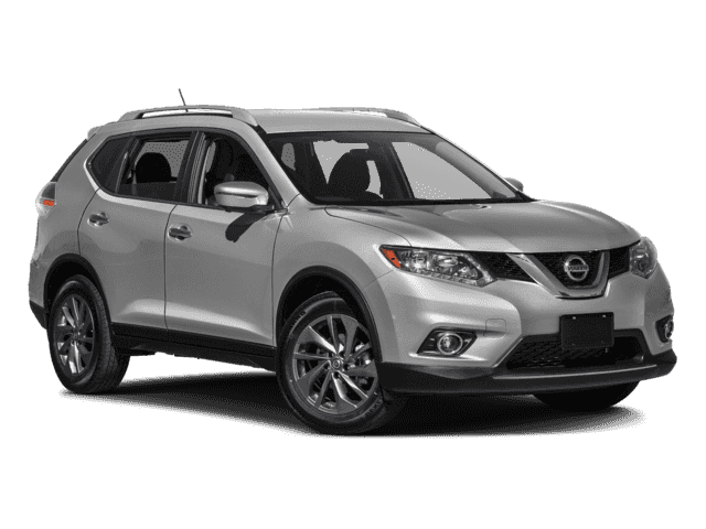 New 2016 Nissan Rogue SL Sport Utility in Laurel NNR0025