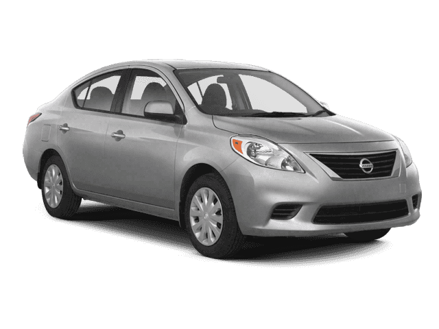 Pre-Owned 2012 NISSAN VERSA S Sedan 4D