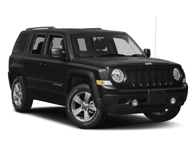 Certified Pre Owned 2017 Jeep Patriot High Alude