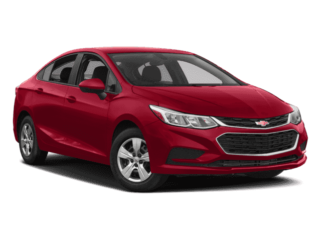 New 2018 Chevrolet Cruze LS FWD 4D Sedan