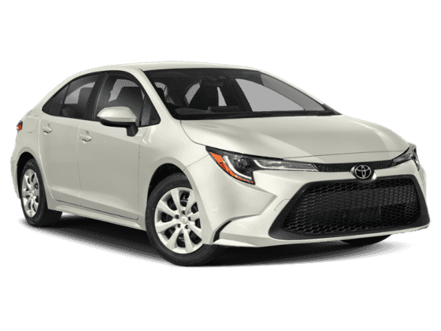 New 2020 Toyota Corolla XLE FWD 4dr Car