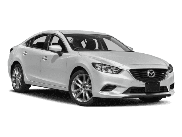 New 2017 Mazda6 Touring FWD Sedan