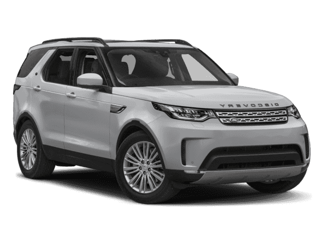 NEW 2018 LAND ROVER DISCOVERY HSE LUXURY 4WD