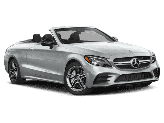 New 2019 Mercedes Benz Amg C 43 4matic Cabriolet All Wheel Drive 4matic Convertible