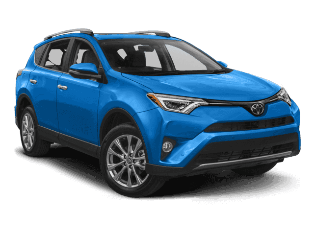 New 2017 Toyota RAV4 Limited SUV