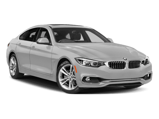 New 2018 BMW 4 Series 430i Gran Coupe With Navigation