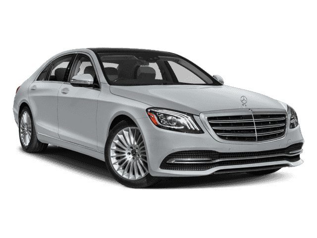 New Mercedes-Benz S 560