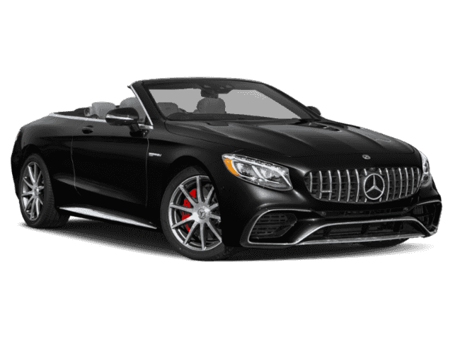 New 2019 Mercedes-Benz S63 AMG 4MATIC+ Cabriolet