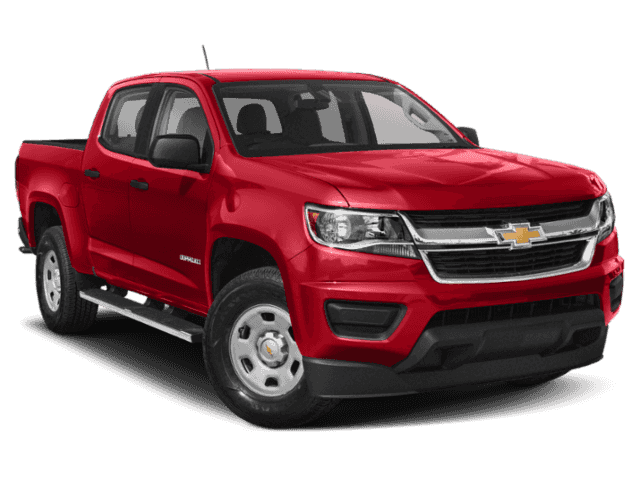New 2020 Chevrolet Colorado Work Truck RWD 4D Crew Cab (CTP) $25,992