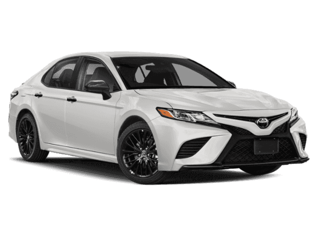 New 2020 Toyota Camry SE Nightshade FWD SE Nightshade 4dr Sedan