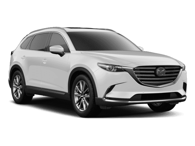 New 2018 Mazda CX-9 Signature