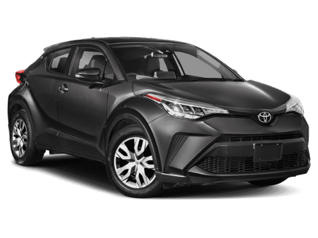 New 2020 Toyota C-HR Limited FWD