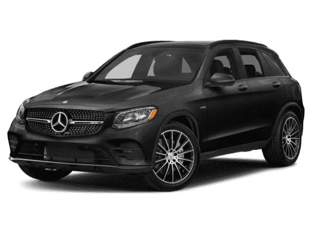 New 2019 Mercedes-Benz GLC43 AMG® 4MATIC® SUV