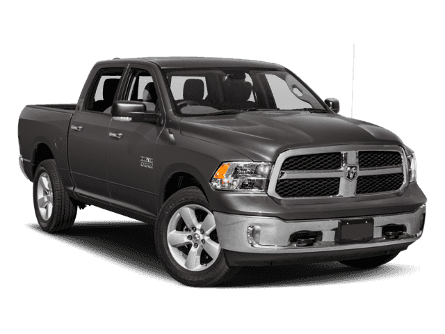 Certified Pre-Owned 2017 Ram 1500 Big Horn 4x4 Crew Cab 5'7 Box 4WD