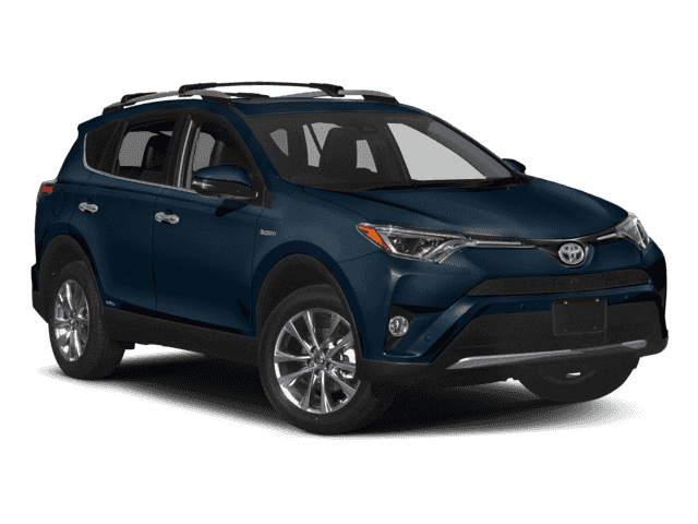 New Toyota RAV4 Hybrid Limited