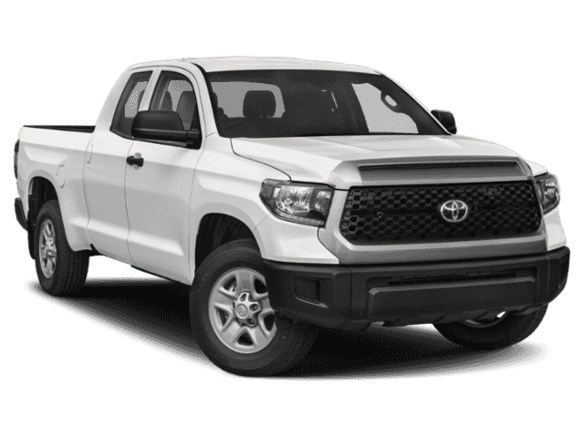 New 2020 Toyota Tundra SR Double Cab 6.5' Bed 5.7L (Natl)