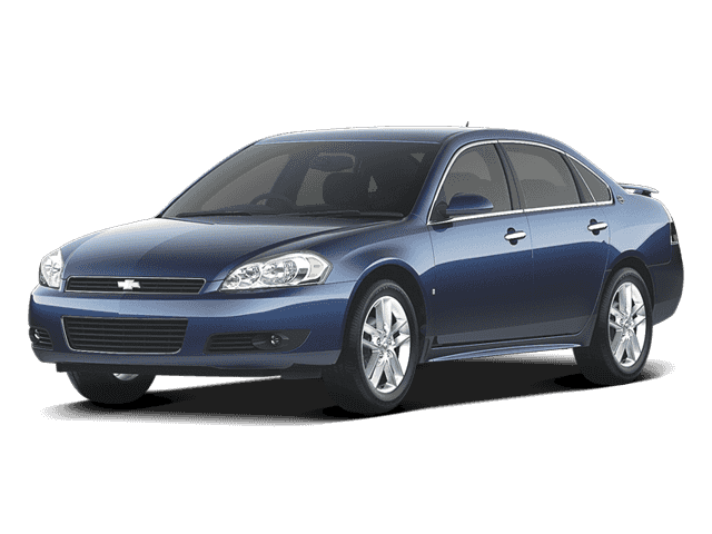 Pre-Owned 2009 CHEVROLET IMPALA LT Sedan 4