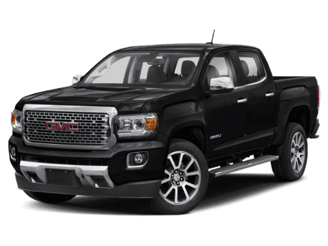 New 2020 GMC Canyon 4WD Denali 4WD Crew Cab Pickup