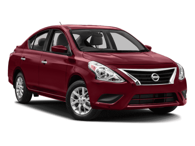 New 2016 Nissan Versa 1.6 SV FWD 4D Sedan