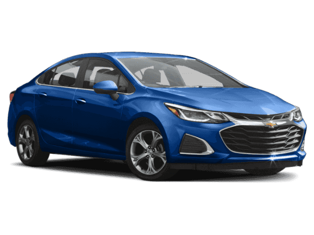 New 2019 Chevrolet Cruze LT FWD Sedan