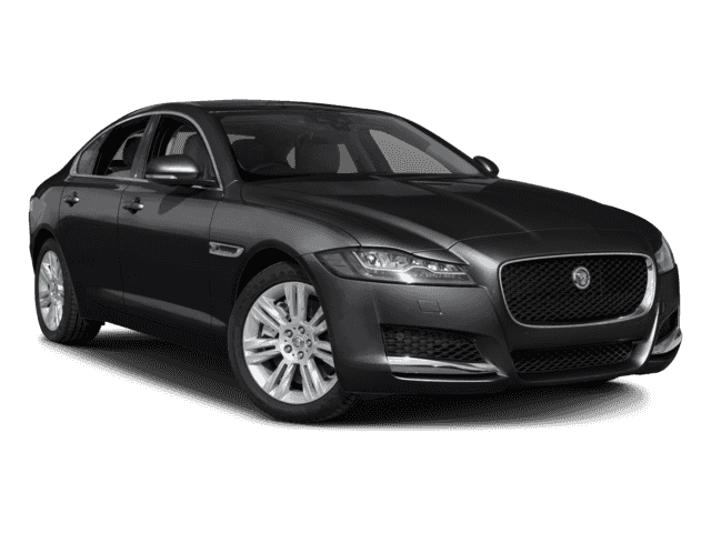 New Jaguar XF 35t Premium