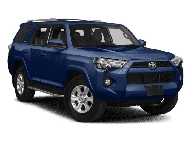 New 2018 Toyota 4Runner SR5 Premium 4D Sport Utility With Navigation & 4WD