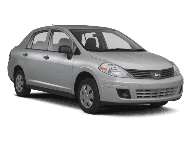 Pre-Owned 2010 NISSAN VERSA S Sedan 4D