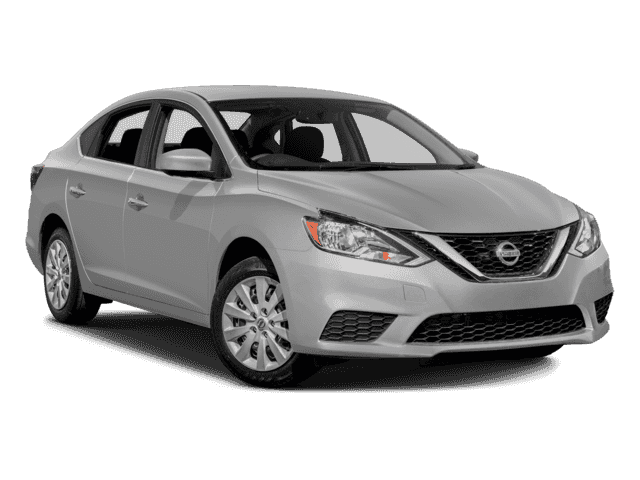 New 2018 Nissan Sentra S FWD Sedan