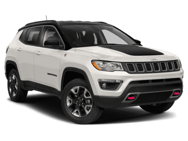 New 2019 Jeep Compass Jeep Compass Trailhawk 4x4 Sport Utility In